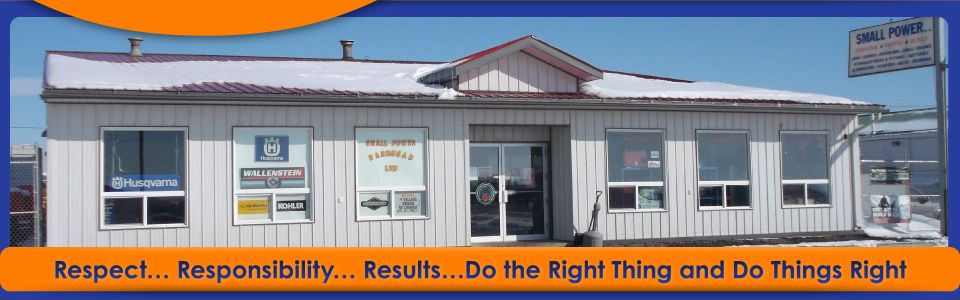 Respect… Responsibility… Results…Do the Right Thing and Do Things Right | store front